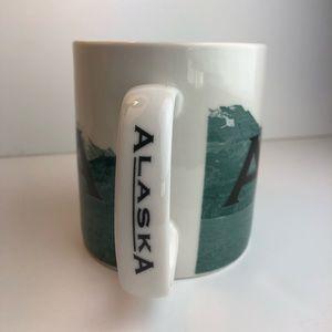 Starbucks ALASKA Large Coffee Mug Skyline Series